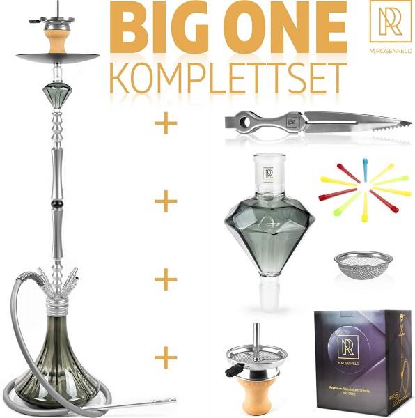 Komplettset - Premium Shisha Big ONE